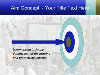 Smartphone with navigator PowerPoint Templates - Slide 83