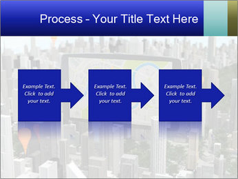Smartphone with navigator PowerPoint Templates - Slide 88