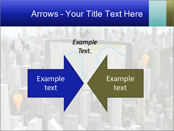 Smartphone with navigator PowerPoint Templates - Slide 90