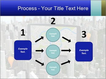 Smartphone with navigator PowerPoint Templates - Slide 92