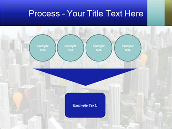 Smartphone with navigator PowerPoint Template - Slide 93