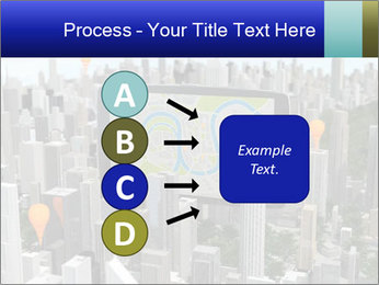 Smartphone with navigator PowerPoint Templates - Slide 94