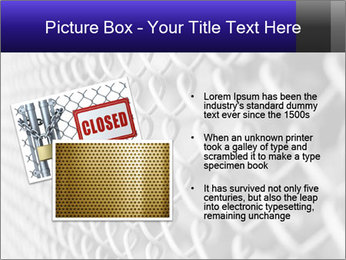 Wire fence PowerPoint Template - Slide 20