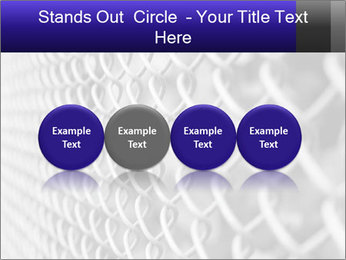 Wire fence PowerPoint Template - Slide 76
