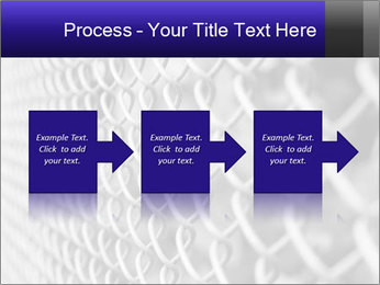 Wire fence PowerPoint Template - Slide 88