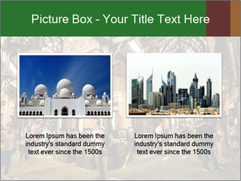 The traditional Arabian PowerPoint Template - Slide 18
