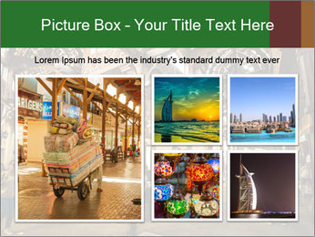 The traditional Arabian PowerPoint Template - Slide 19
