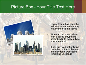 The traditional Arabian PowerPoint Template - Slide 20