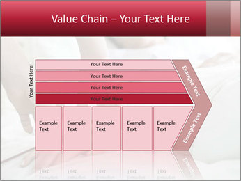 Closeup of hands PowerPoint Template - Slide 27