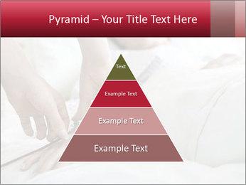 Closeup of hands PowerPoint Template - Slide 30