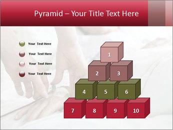 Closeup of hands PowerPoint Template - Slide 31
