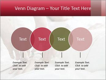 Closeup of hands PowerPoint Template - Slide 32