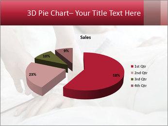Closeup of hands PowerPoint Template - Slide 35