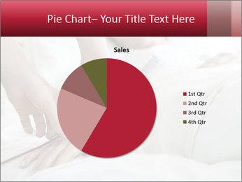 Closeup of hands PowerPoint Template - Slide 36