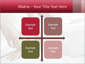 Closeup of hands PowerPoint Template - Slide 37