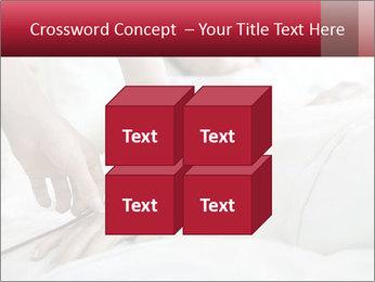 Closeup of hands PowerPoint Template - Slide 39