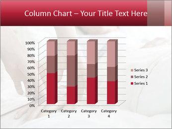 Closeup of hands PowerPoint Template - Slide 50