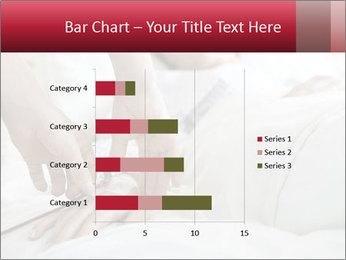Closeup of hands PowerPoint Template - Slide 52