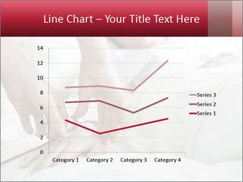Closeup of hands PowerPoint Template - Slide 54