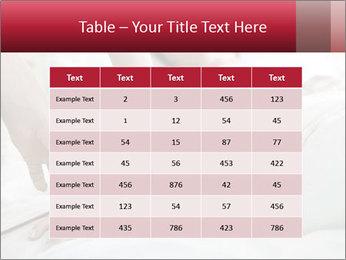 Closeup of hands PowerPoint Templates - Slide 55
