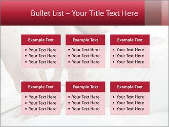 Closeup of hands PowerPoint Template - Slide 56