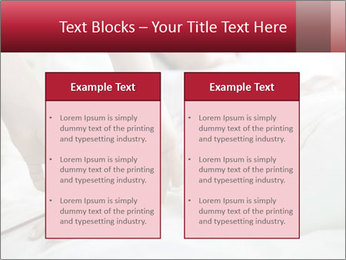 Closeup of hands PowerPoint Templates - Slide 57