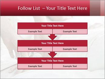 Closeup of hands PowerPoint Template - Slide 60