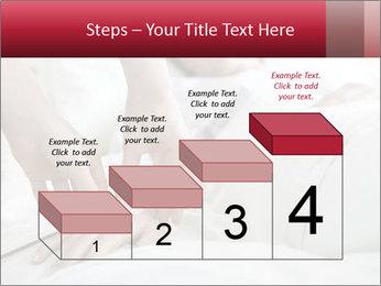 Closeup of hands PowerPoint Template - Slide 64