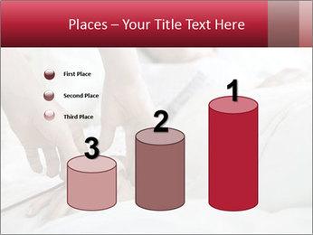 Closeup of hands PowerPoint Template - Slide 65
