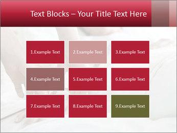Closeup of hands PowerPoint Template - Slide 68