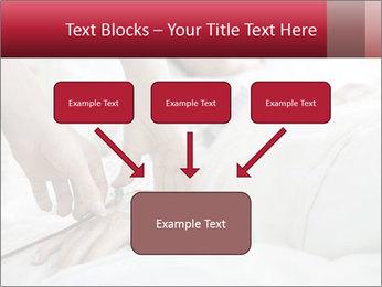 Closeup of hands PowerPoint Template - Slide 70