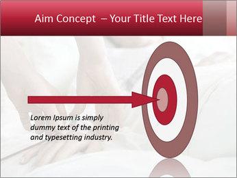 Closeup of hands PowerPoint Template - Slide 83