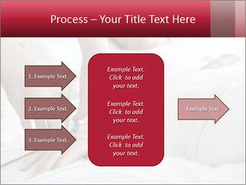 Closeup of hands PowerPoint Template - Slide 85