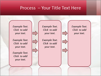 Closeup of hands PowerPoint Template - Slide 86