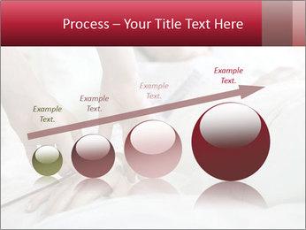 Closeup of hands PowerPoint Template - Slide 87