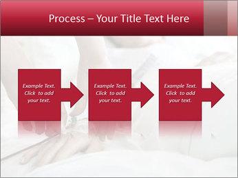 Closeup of hands PowerPoint Template - Slide 88