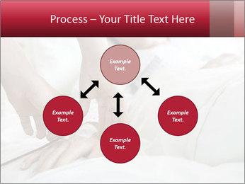 Closeup of hands PowerPoint Template - Slide 91