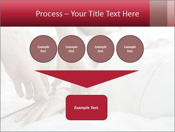 Closeup of hands PowerPoint Template - Slide 93