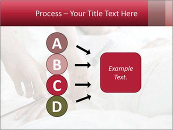 Closeup of hands PowerPoint Template - Slide 94