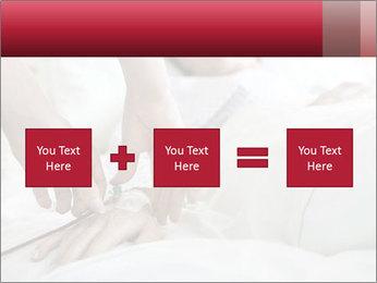 Closeup of hands PowerPoint Template - Slide 95
