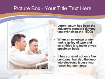 Friendly business team PowerPoint Templates - Slide 13