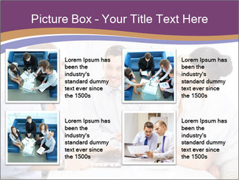 Friendly business team PowerPoint Templates - Slide 14