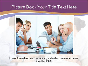 Friendly business team PowerPoint Templates - Slide 15