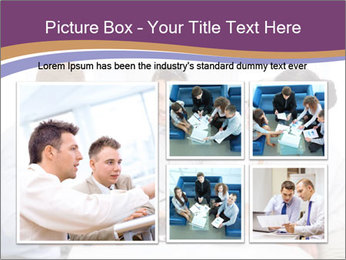 Friendly business team PowerPoint Templates - Slide 19