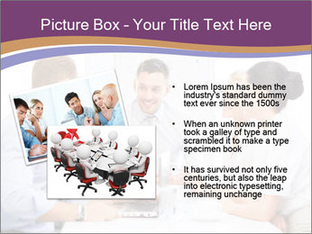 Friendly business team PowerPoint Templates - Slide 20