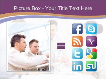 Friendly business team PowerPoint Templates - Slide 21
