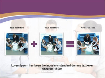 Friendly business team PowerPoint Templates - Slide 22