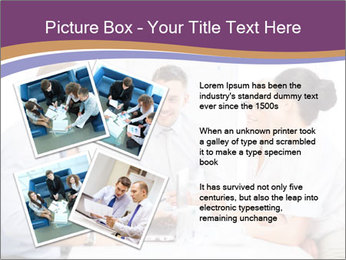 Friendly business team PowerPoint Templates - Slide 23