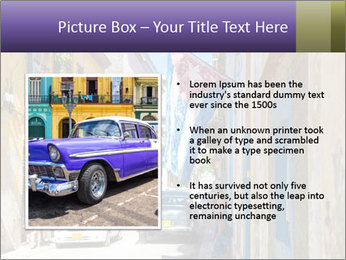 Cuba and the largest city PowerPoint Template - Slide 13