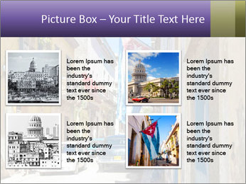 Cuba and the largest city PowerPoint Template - Slide 14